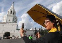 Татарстан посетило рекордное число иностранцев
