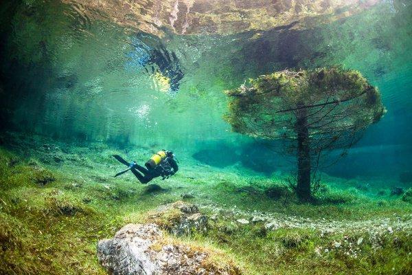 Уникальный подводный парк появится в Бахрейне.