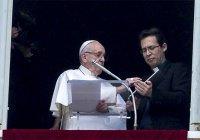 Папа Римский презентовал приложение для молитв