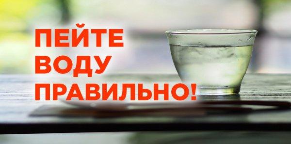 Сунны питья воды