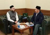 Камиль Самигуллин встретился с экс-муфтием Татарстана