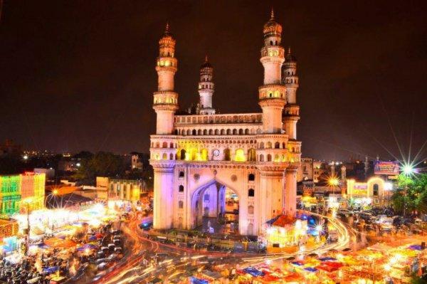 Мечеть Чарминар в Индии
