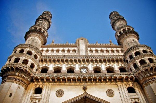Легенды о мечети Чарминар: как была построена