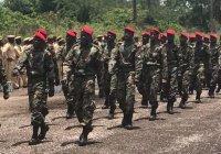 Военные армии Центральноафриканской республики спели «Катюшу» (Видео)