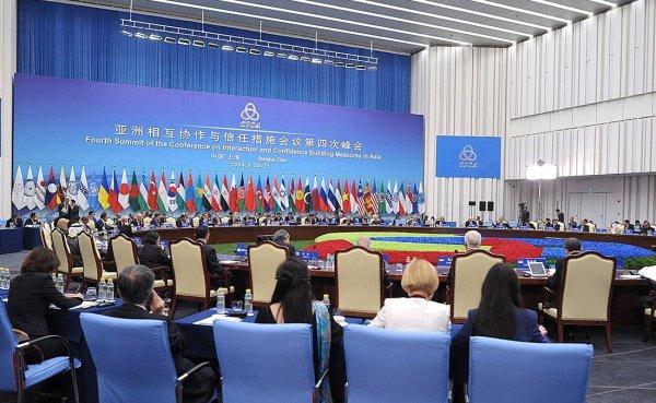 Лидеры десятков азиатских стран встретятся в Таджикистане.