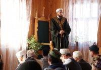 Муфтий Татарстана провел джума-намаз в Пестрецах