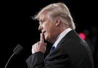 Трамп передал часть зарплаты на борьбу с алкоголизмом