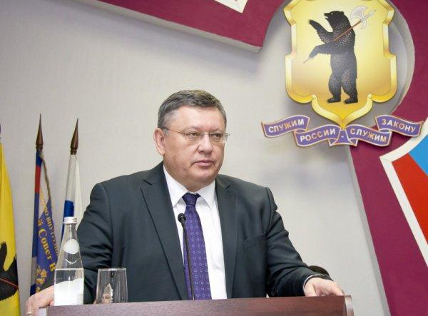 Игорь Зубов.