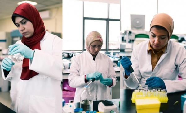 Победители премии Л'Ореаль ЮНЕСКО для женщин в науке.