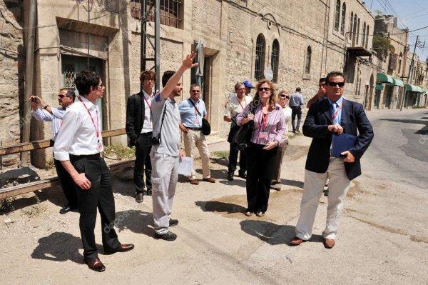 Международные наблюдатели больше не смогут работать в Хевроне.