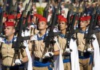В Марокко ввели обязательную военную службу