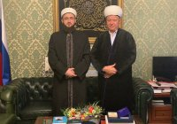 Камиль Самигуллин и Альбир Крганов обсудили подготовку тафсиров Корана