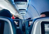 Стюардесса погибла во время длительного перелета