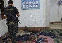 Взрыв в мечети на Филиппинах привел к человеческим жертвам