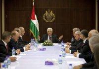 Правительство Палестины ушло в отставку в полном составе