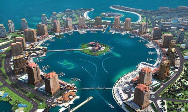 Катар попал в десятку самых безопасных стран мира.