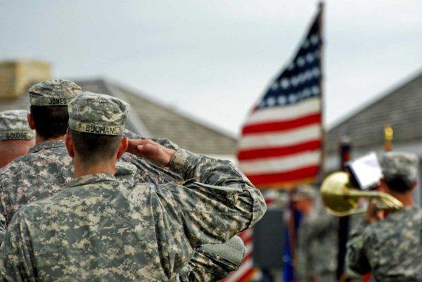 Американские военные все чаще решаются на суицид.