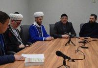 «Нужно создать «белый» список проверенной мусульманской литературы»