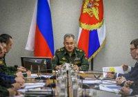 Шойгу: Татарстан вносит большой вклад в укрепление обороноспособности России