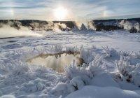 55-градусные морозы и полярный вихрь накрыли США (ФОТО)