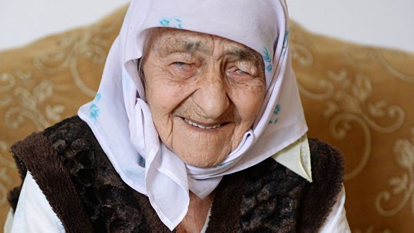 В Чечне не стало самой пожилой россиянки.