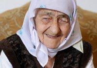 130-летняя мусульманка скончалась в Чечне