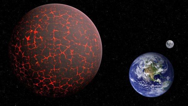 Она, предположительно, может быть еще более опасной, чем знаменитая планета Икс