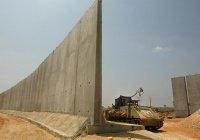 Израиль окружит сектор Газа бетонной стеной