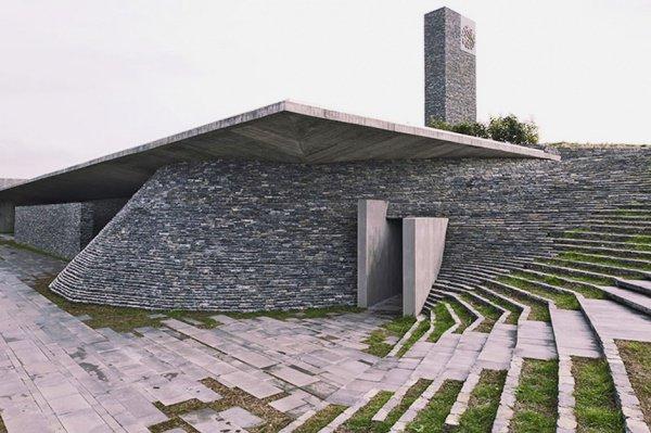 На создание проекта этой мечети архитектора вдохновила пещера Хира (ФОТО)