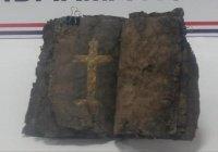Из Турции пытались вывезти Библию, изданную более тысячи лет назад