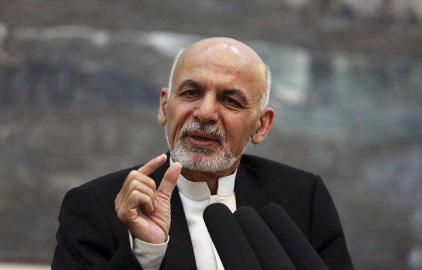 Ашраф Гани скептически воспринял межафганскую встречу в Москве.