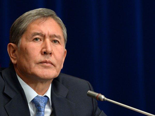 Алмазбек Атамбаев покинул пост президента Киргизии в 2017 году.