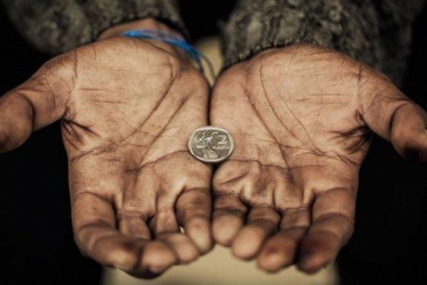 Восхваление того бедняка, который не имеет нужды
