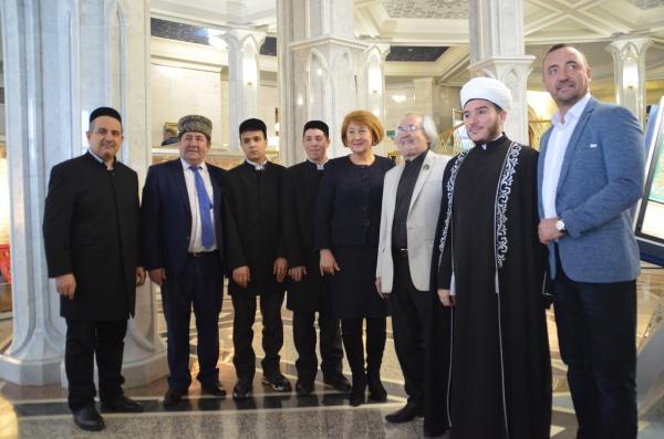 Открытие выставки «Возрождение традиций»
