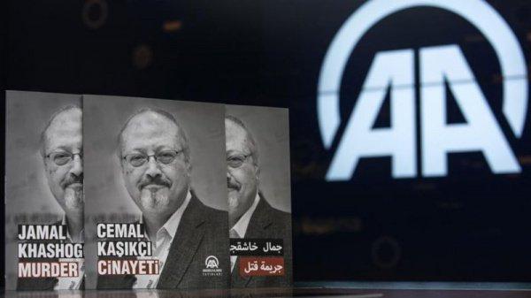 Джамаль Хашкаджи был убит 2 октября 2018 года.