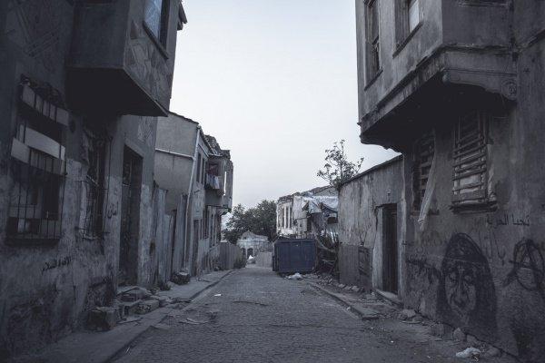 ООН призвала соблюдению прав сирийских перемещенных детей.
