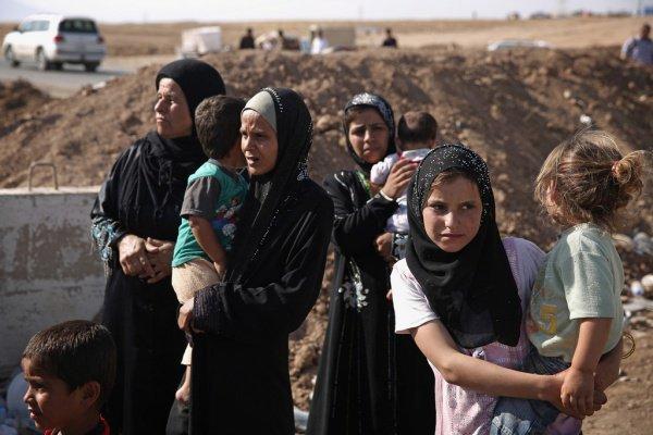 Россия продолжает работу по вывозу граждан страны из Сирии и Ирака.