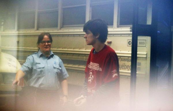 Александр Биссонет проведет в тюрьме остаток жизни.