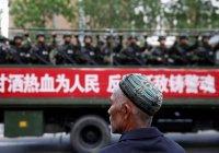 Турция призвала Китай закрыть «лагеря перевоспитания» для мусульман