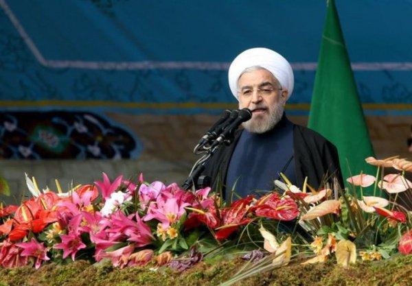 В Иране продолжают отмечать 40-летие исламской революции.