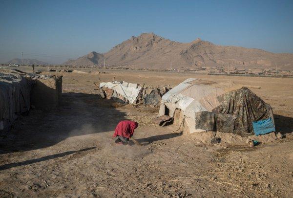 В Афганистане может стать на пять провинций больше.