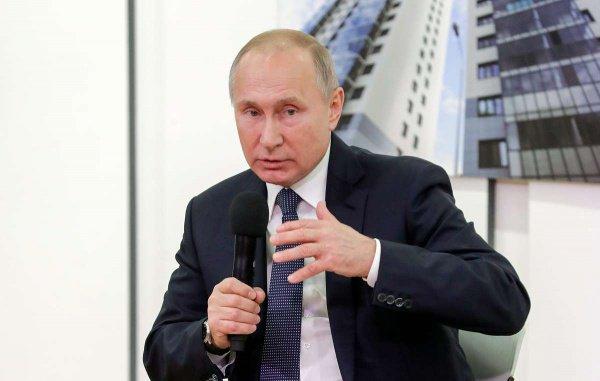 Владимир Путин встретился с представителями общественности РТ.