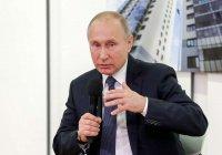 Путин поддержал идею создания в Казани музея в самолете