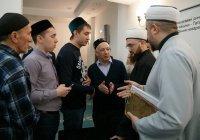 """Муфтий ответил на вопросы прихожан казанской мечети """"Гаиля"""""""