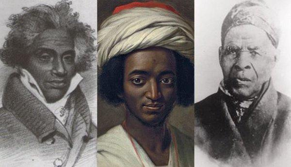 Африканцы, рассказавшие об исламе в Америке.