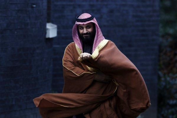 Принц Мухаммед впервые посетит Индию