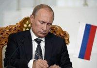 Путин присвоил звание Героя России ветерану Афганистана