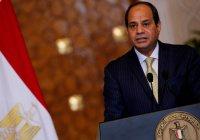 Парламент Египта одобрил продление президентства ас-Сиси