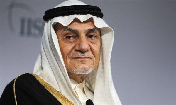 Экс-глава Службы общей разведки Саудовской Аравии Турки аль-Фейсал (Фото: Reuters)