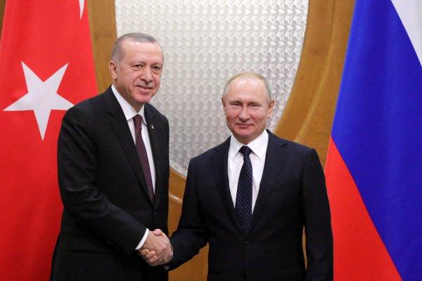 В Кремле отношения Путина и Эрдогана считают хорошими.